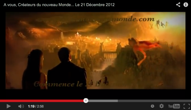 2012 Début d'un Nouveau Monde