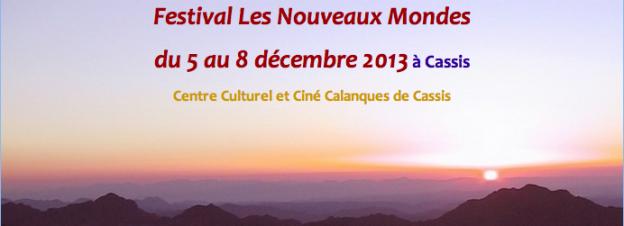 Les Nouveaux Mondes - Festival 2013