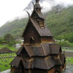 A church in Norway