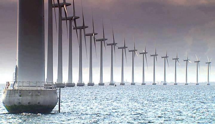 25% du Danemark est maintenant alimenté exclusivement par le vent