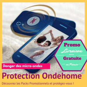 Patch de protection Ondehome pour redevenir Zen face aux ondes ambiantes