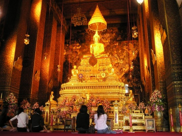 Temple Bouddha