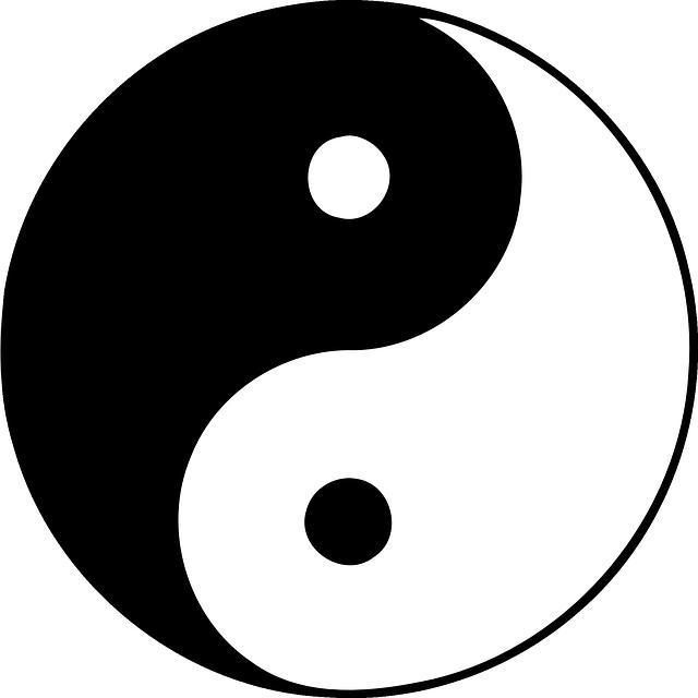 symbole du yin-yang