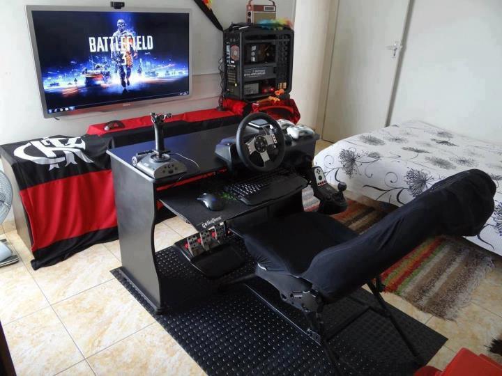 Une configuration idéale pour un gamer (joueur)