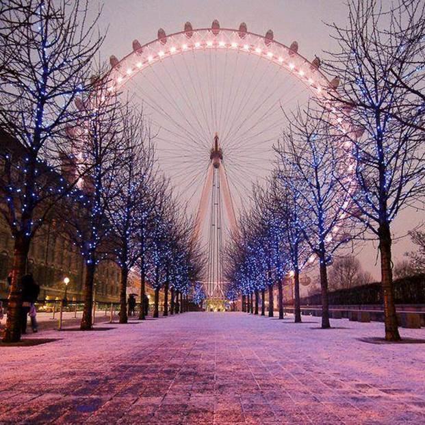 Magnifique ! L'un des plus beaux sites touristiques de Londres