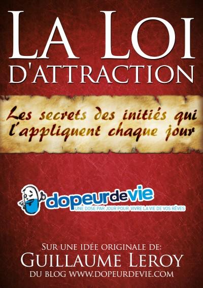 Loi d'Attraction les secrets des initiés (format PDF) - eBook GRATUIT